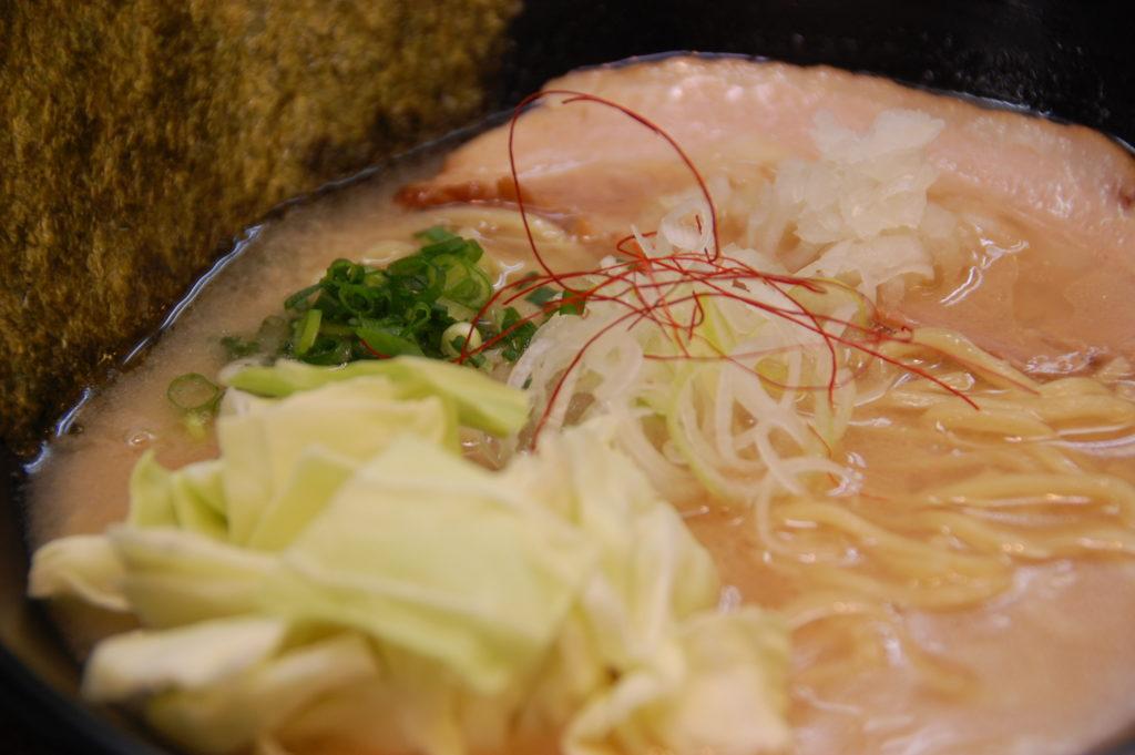 鶏とん醤油ラーメン