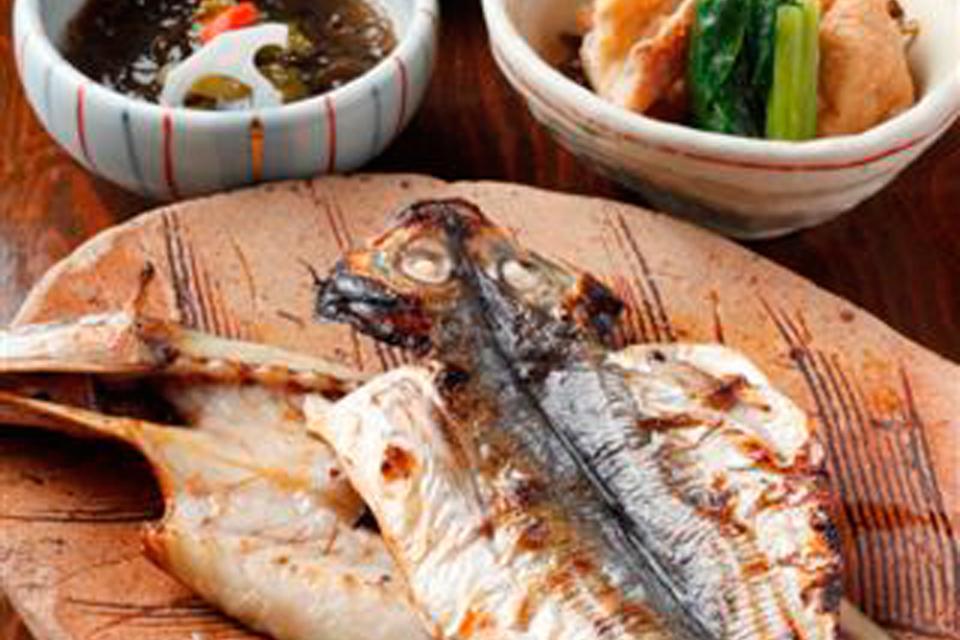 魚貝乾貨套餐