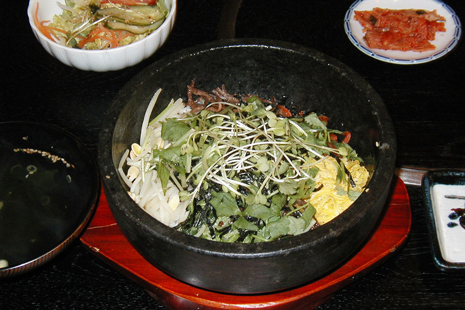 Bibimbup Set (lunch only
